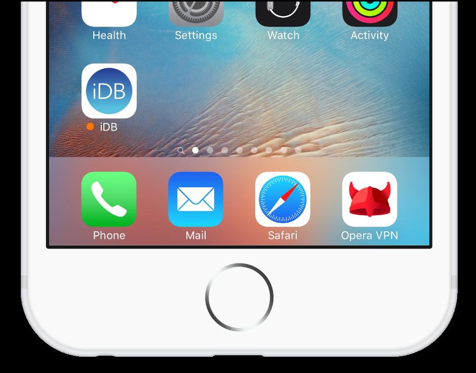 Opera VPN App Icon