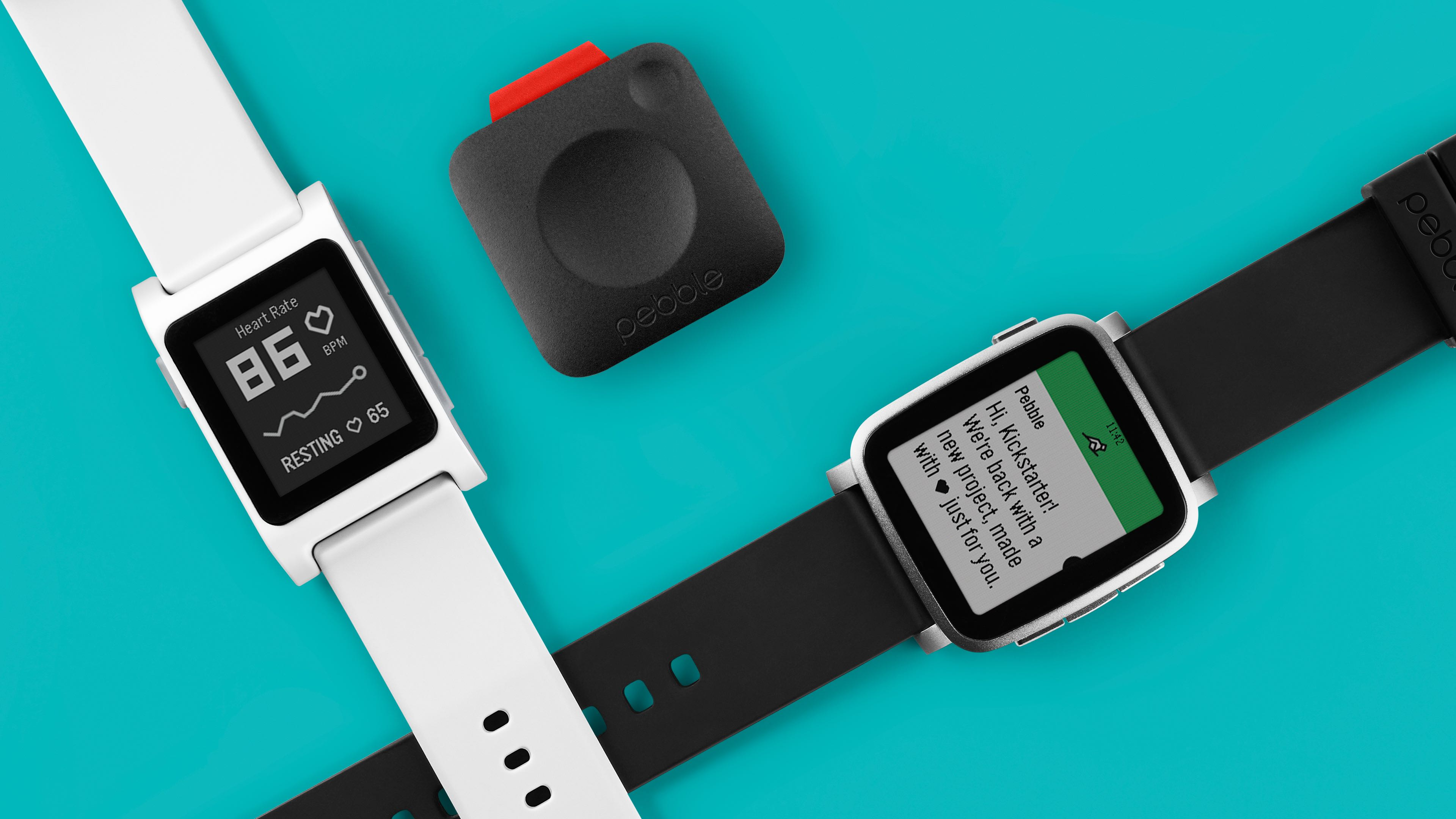 Pebble mid-2016 family