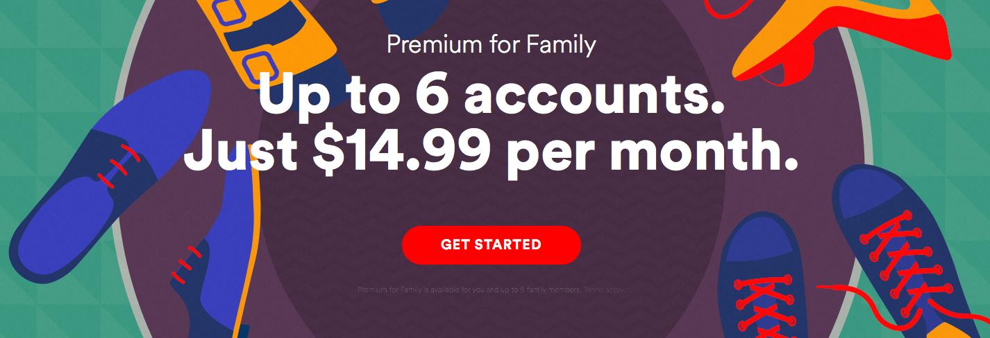 Spotify Family Plan teaser 001