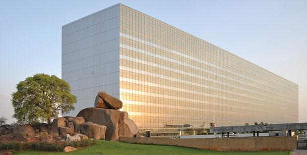 WaveRock facilities Hyderabad India Tishman Speyer 001