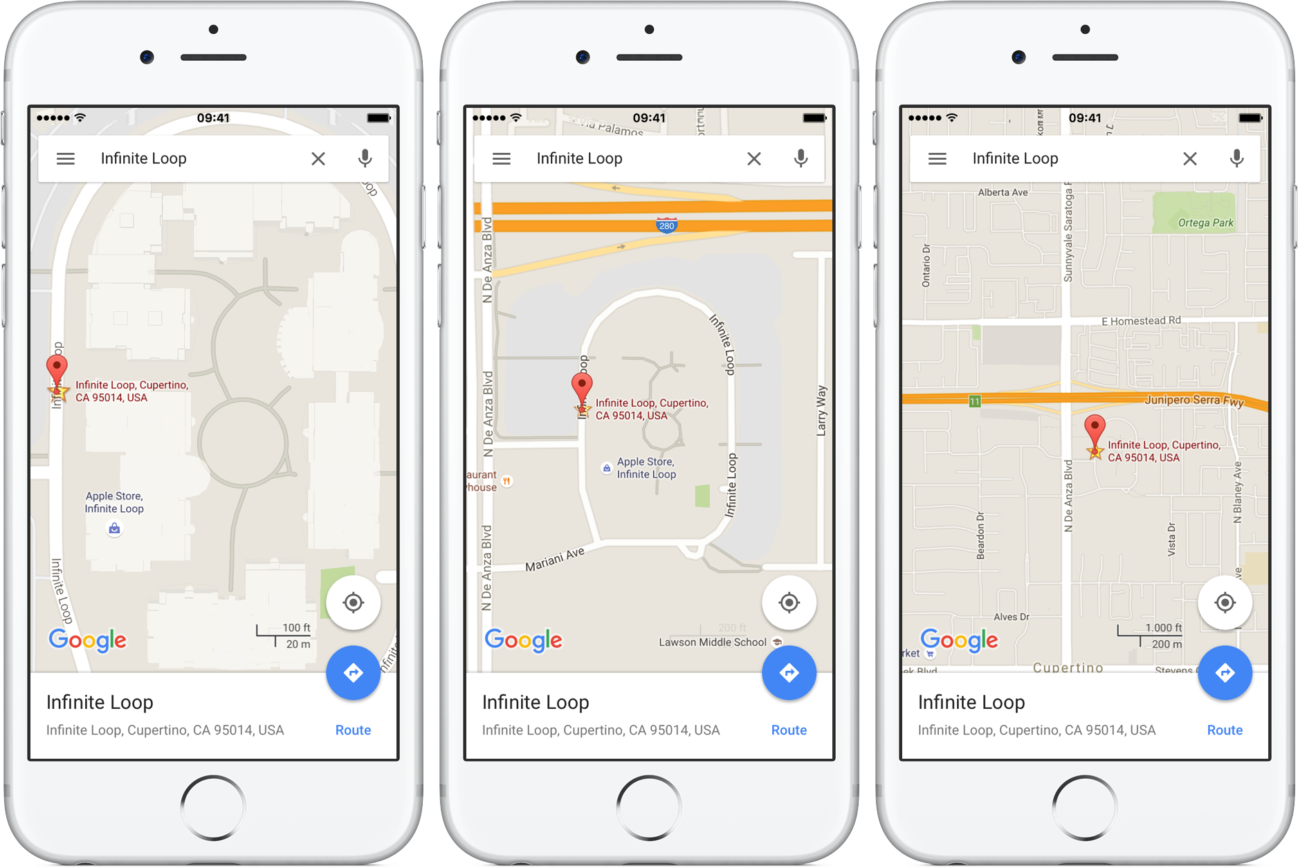 How to use one-handed zoom on Google Maps How To Use New Google Maps on