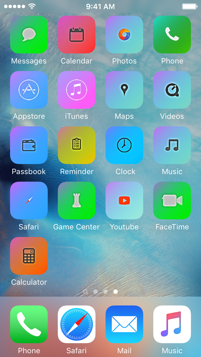 Installing themes on your iPhone without a jailbreak