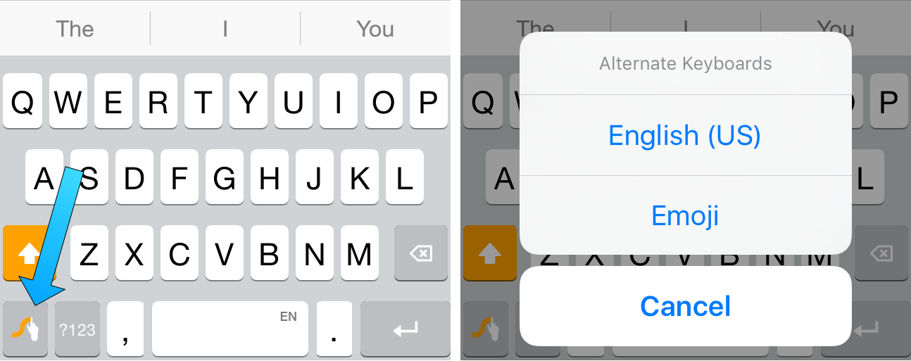 letmeswitch new keyboard switcher