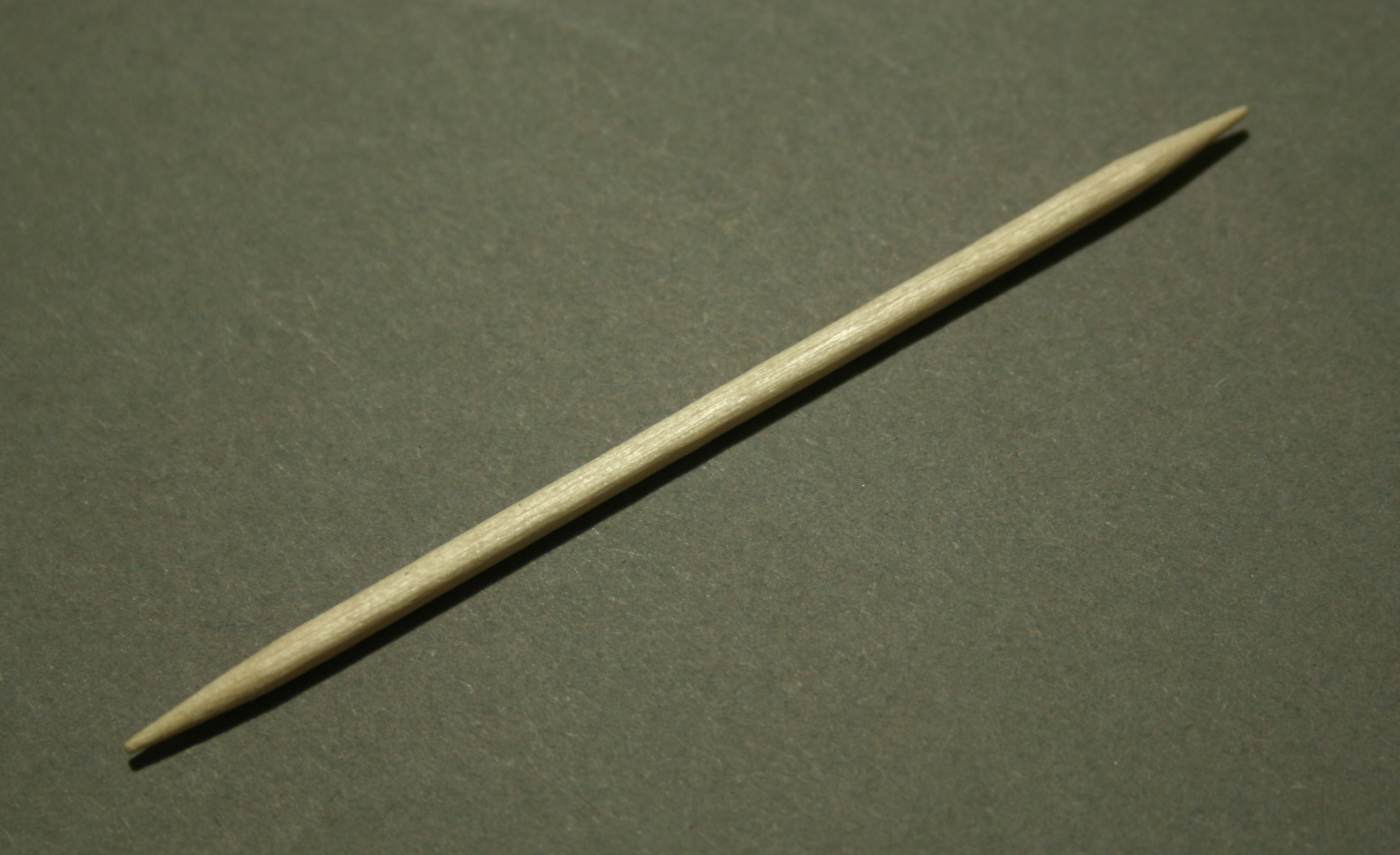 toothpick as a SIM eject tool