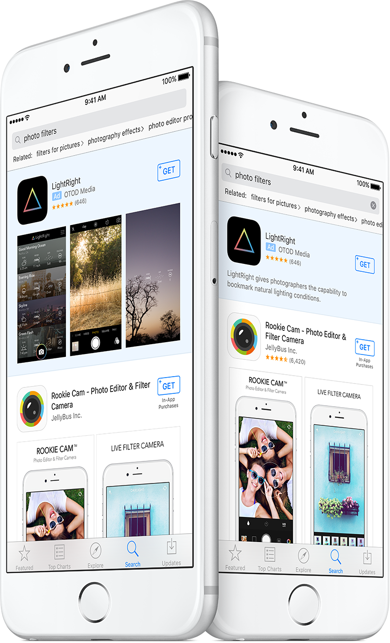 App Store search ads teaser 001