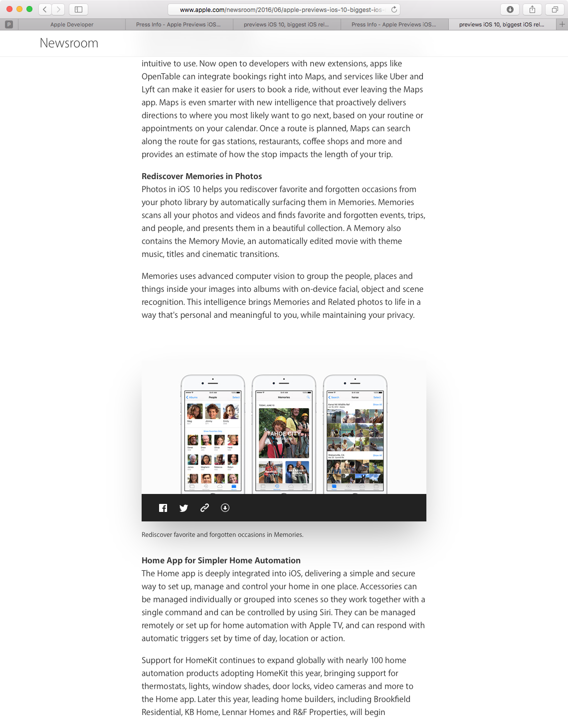 Apple Newsroom web screenshot 003