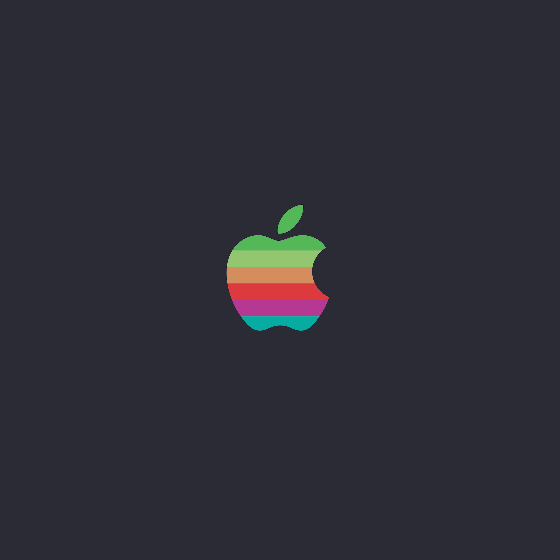 4k Apple Logo Wallpaper Clipart Vector Design