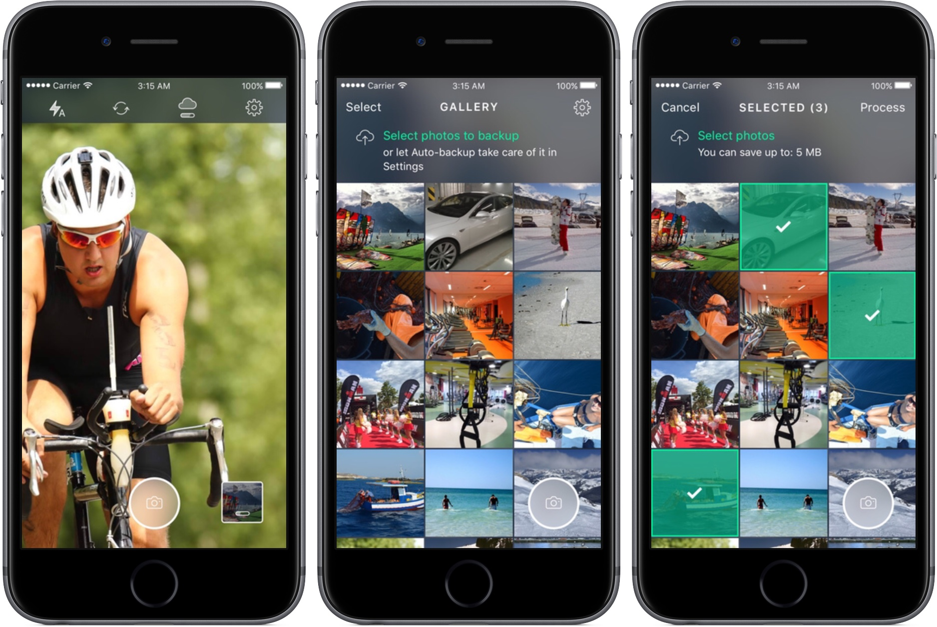 Avast Photo Space 1.0 for iOS iPhone screenshot 004