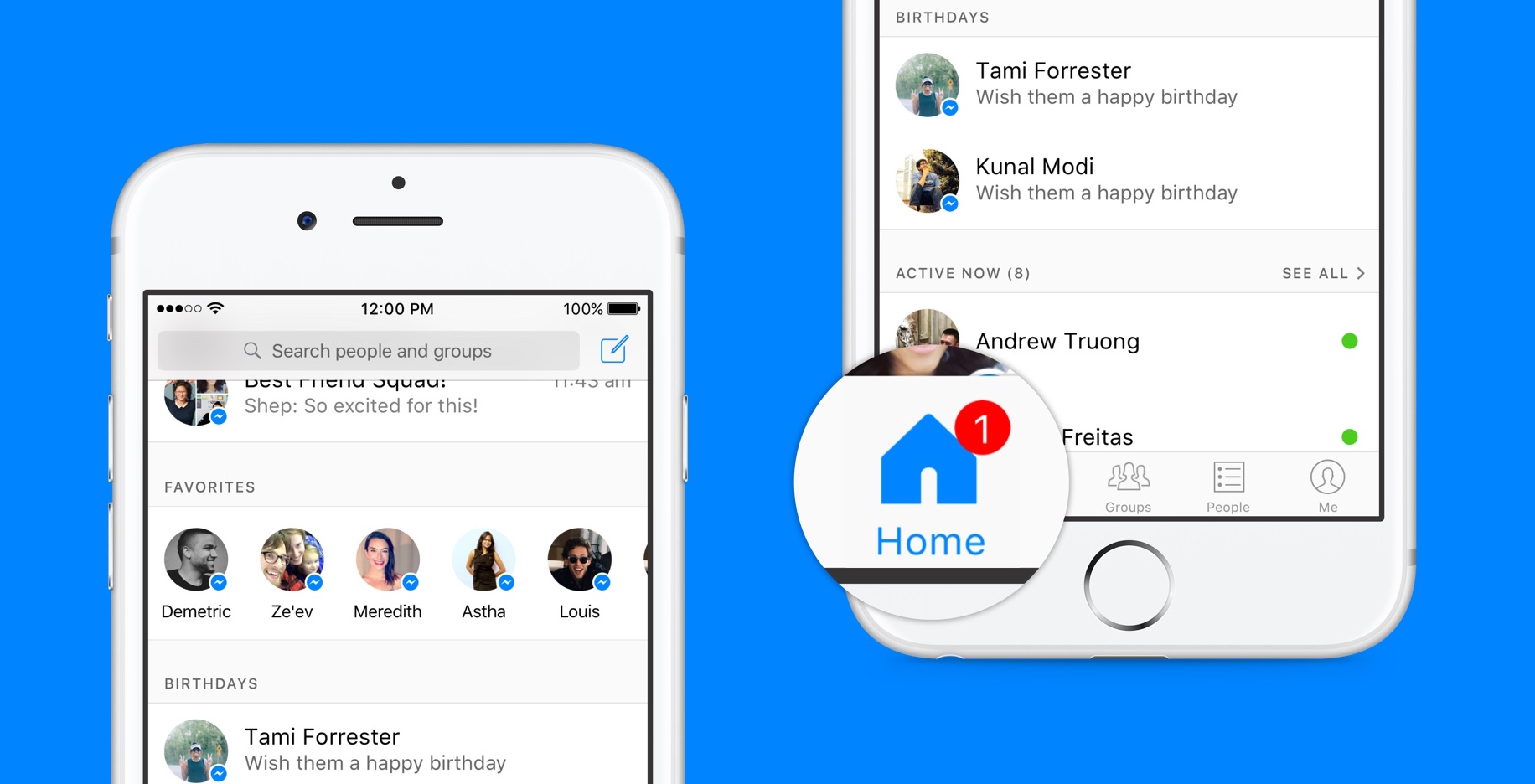 Facebook Messenger Home teaser 001
