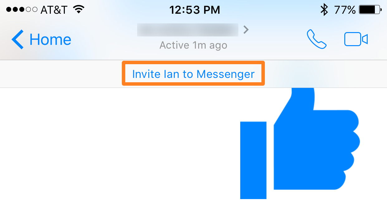 how to change name in messenger facebook
