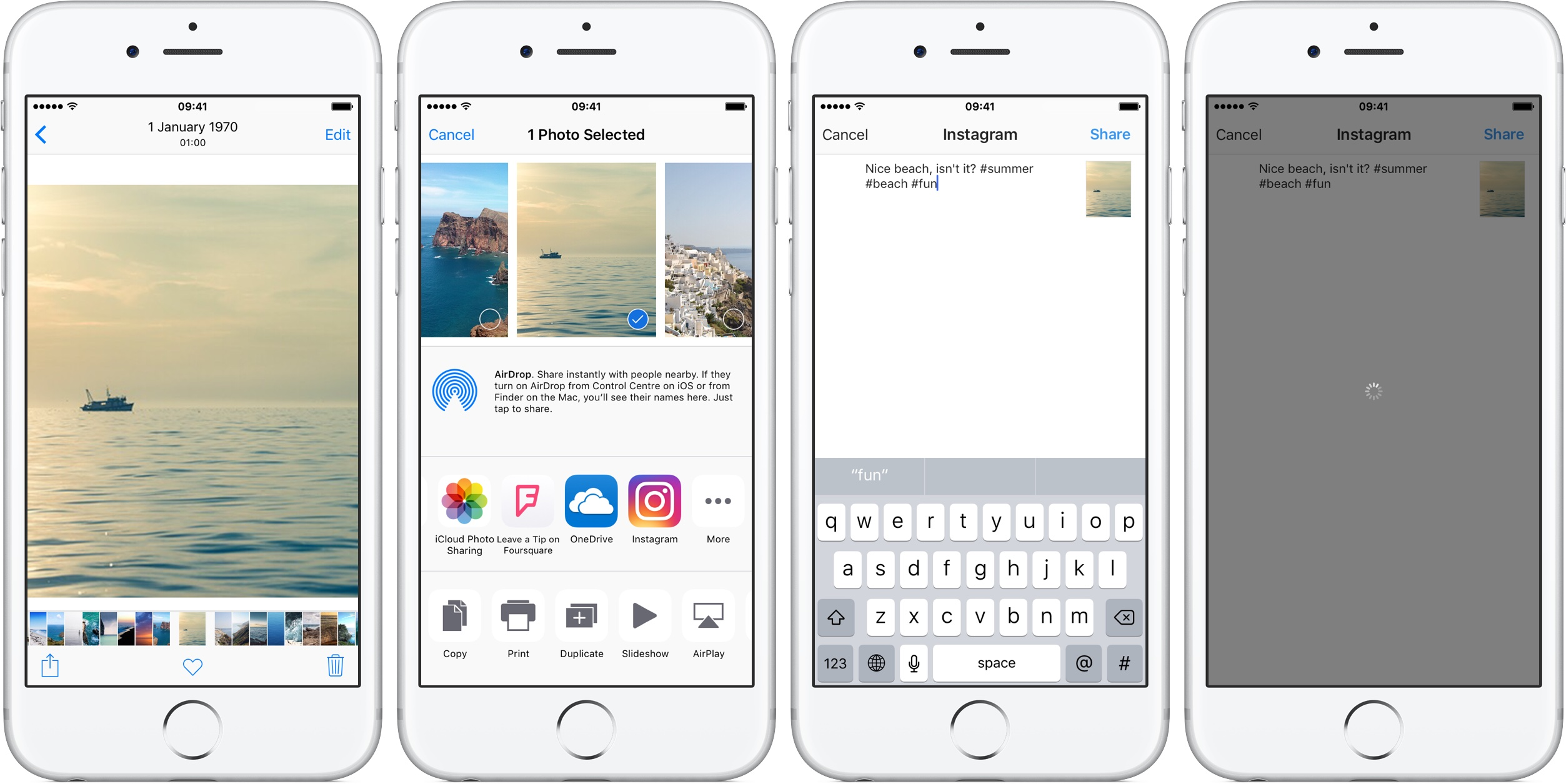 Instagram 8.2 for iOS iPhone screenshot 001