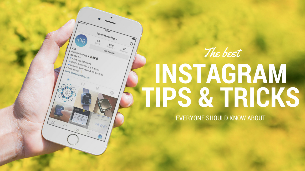 Instagram hacks tips tricks