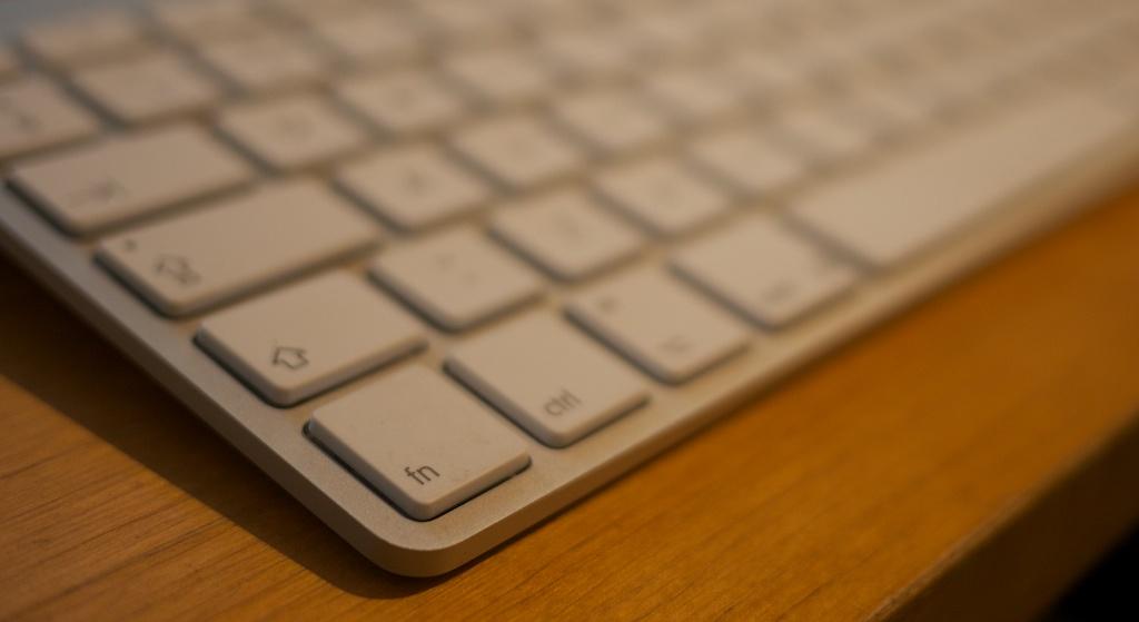 forward delete on Mac - Mac Keyboard FN Key