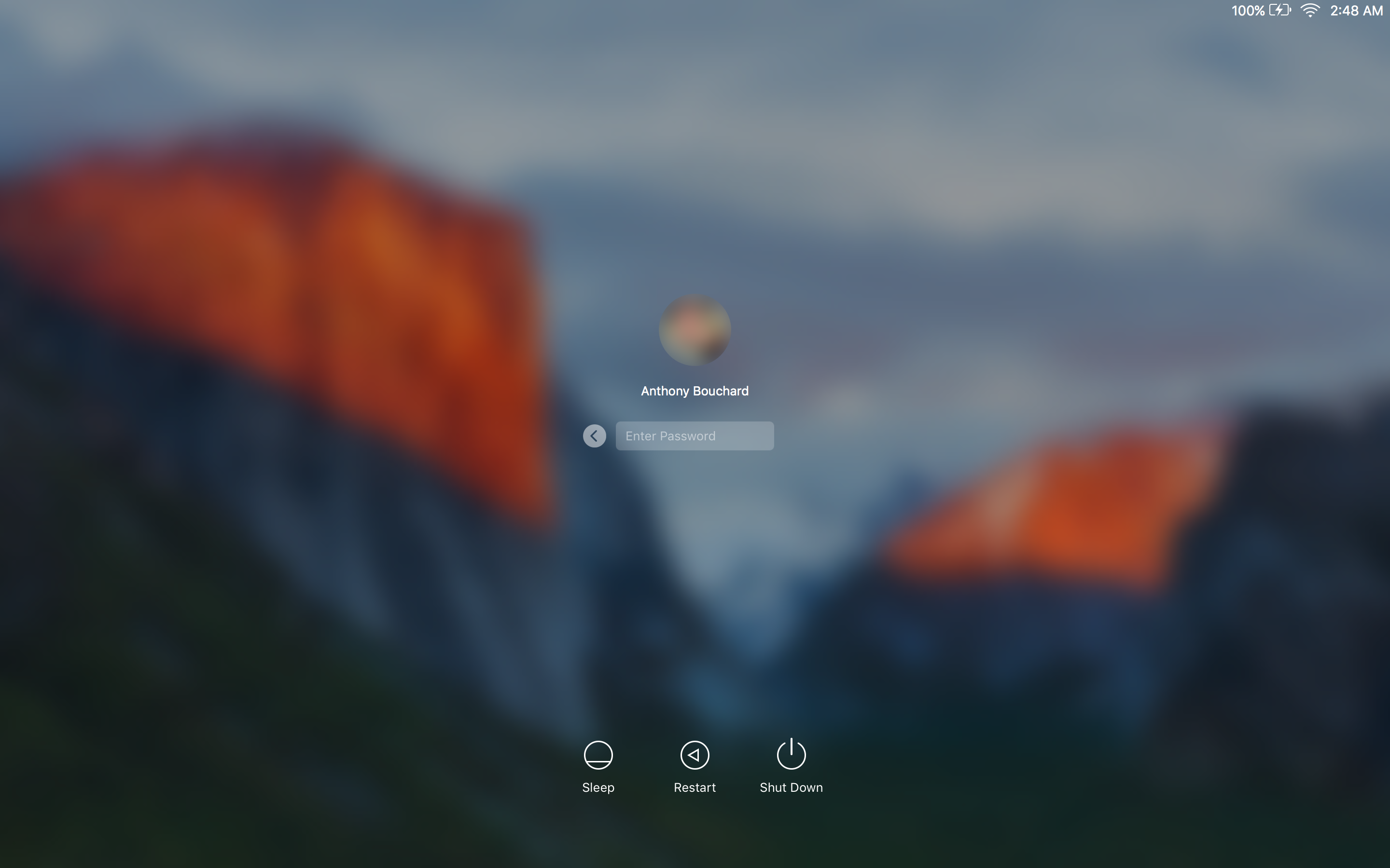 Mac Lock Screen Screenshot Guide