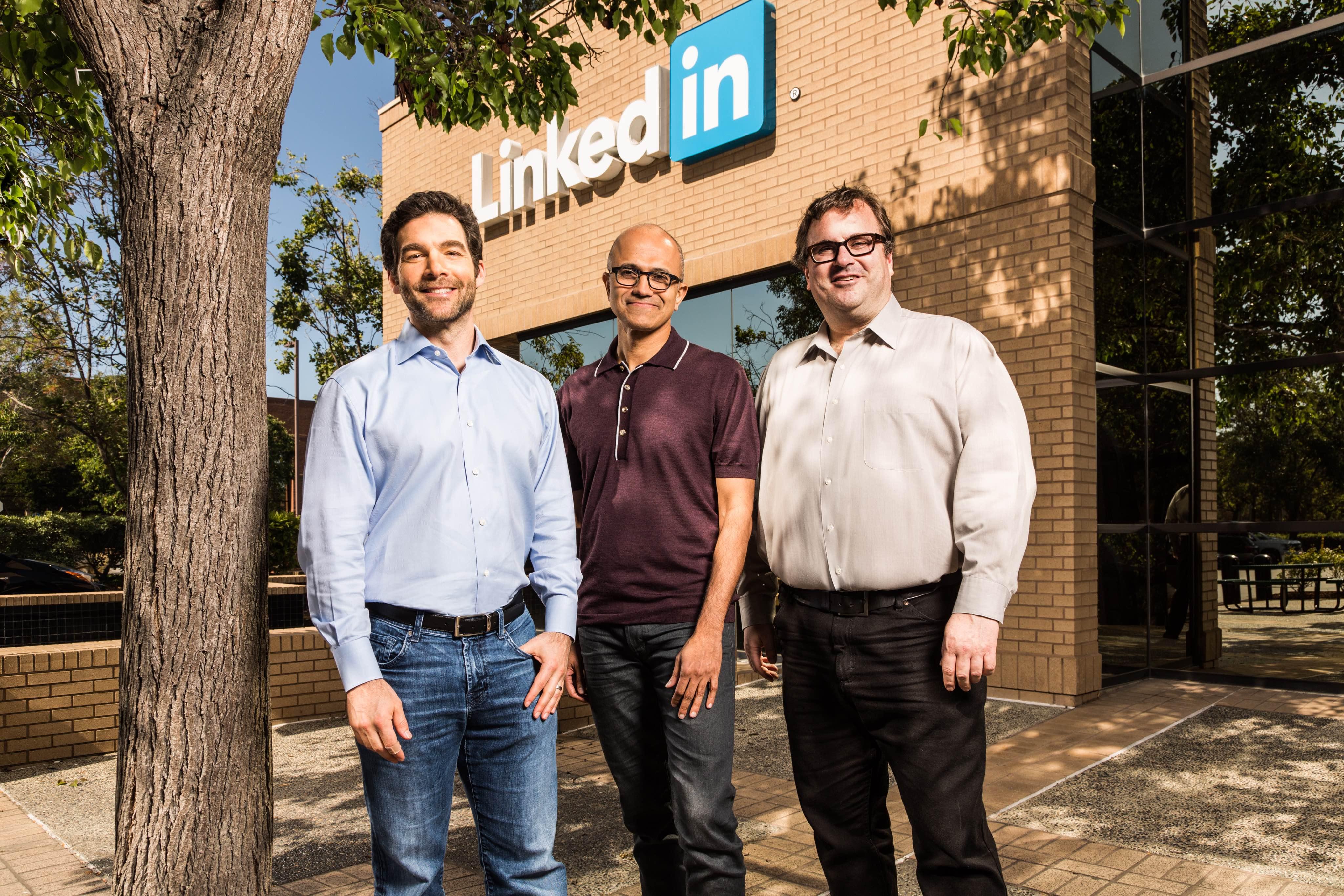Microsoft LinkedIn image 001