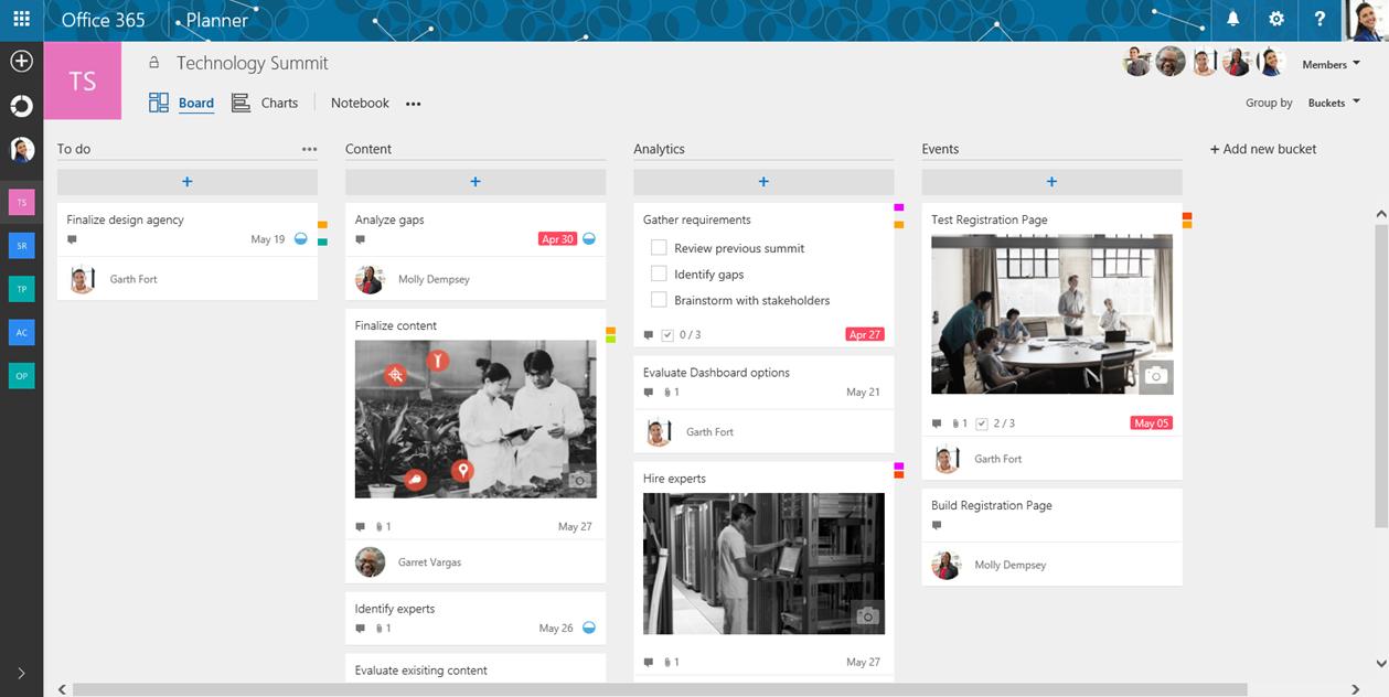 Captura de pantalla 002 de Microsoft Planner Office