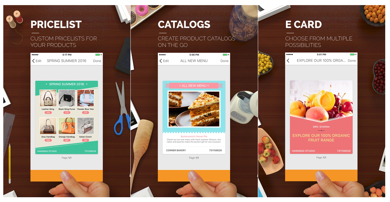 make fliers catalogs e cards and more with microsoft s sprightly