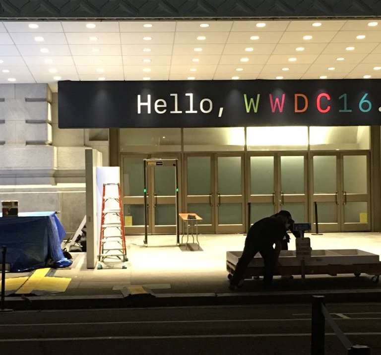 WWDC 2016 Metal detectors Nick Frey 002