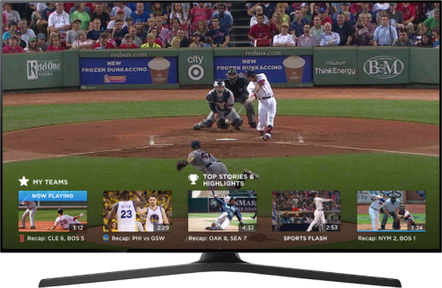 Yahoo Sports for Apple TV teaser 001