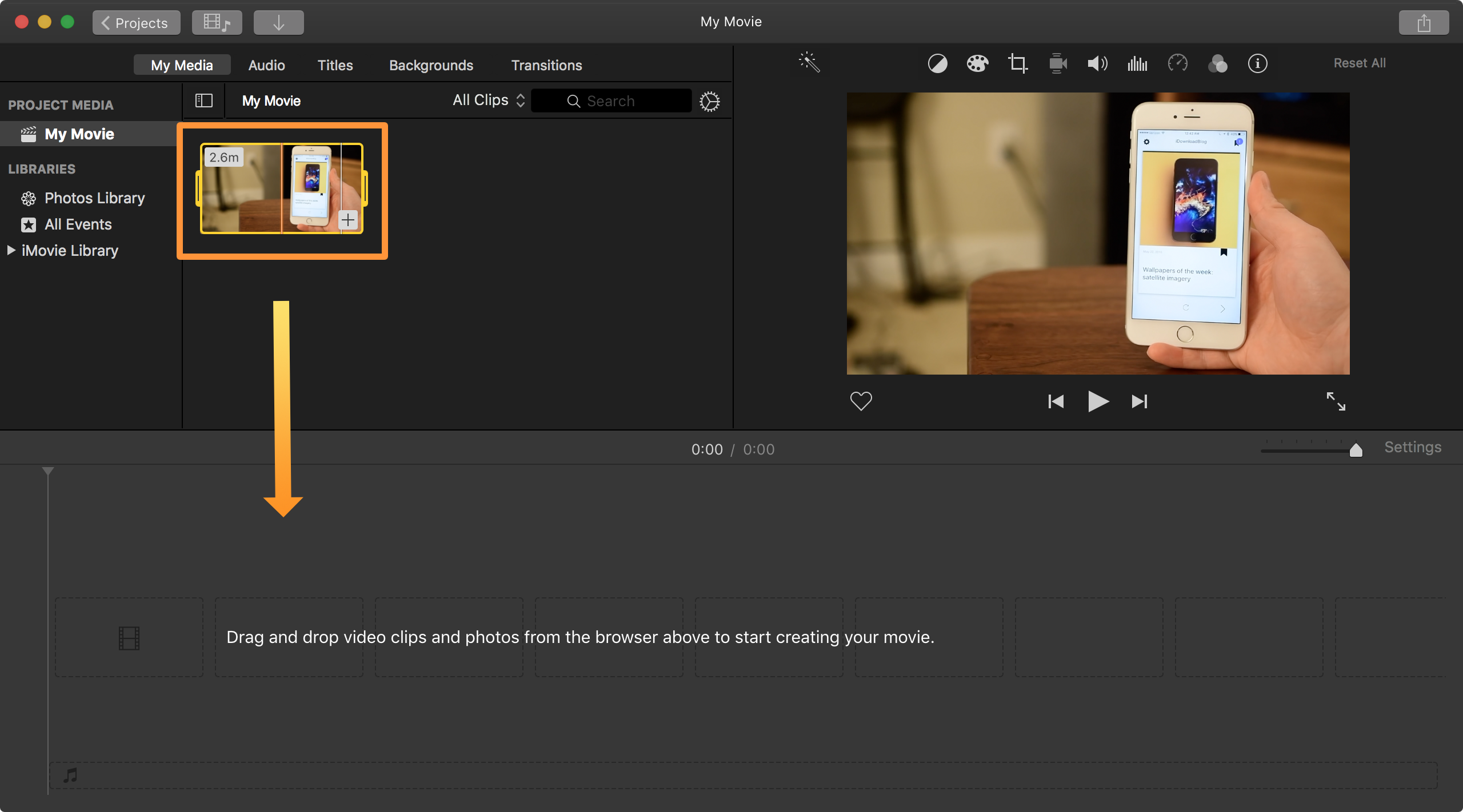 What is iMovie Video Format? Why Export iMovie Files to MP4?