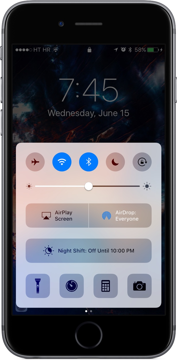 iOS 10 preview: your new Lock screen with Raise to Wake, widgets