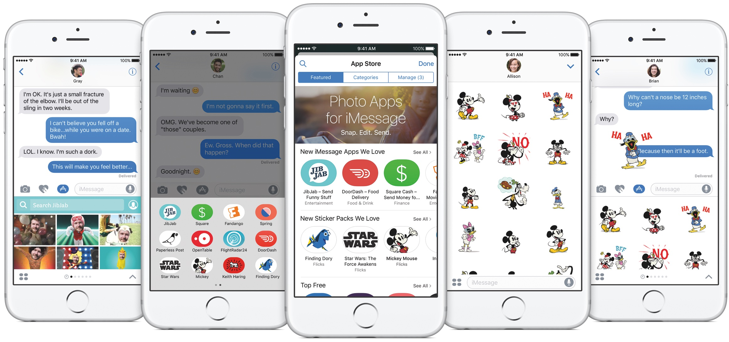Apple's created mockups of iMessage for Android, including