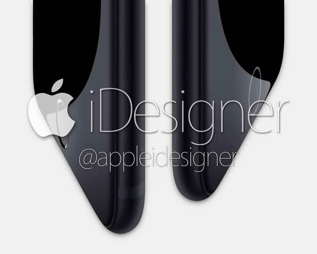 iPhone 7 concept Space Black Force Touch home button AppleiDesigner image 004