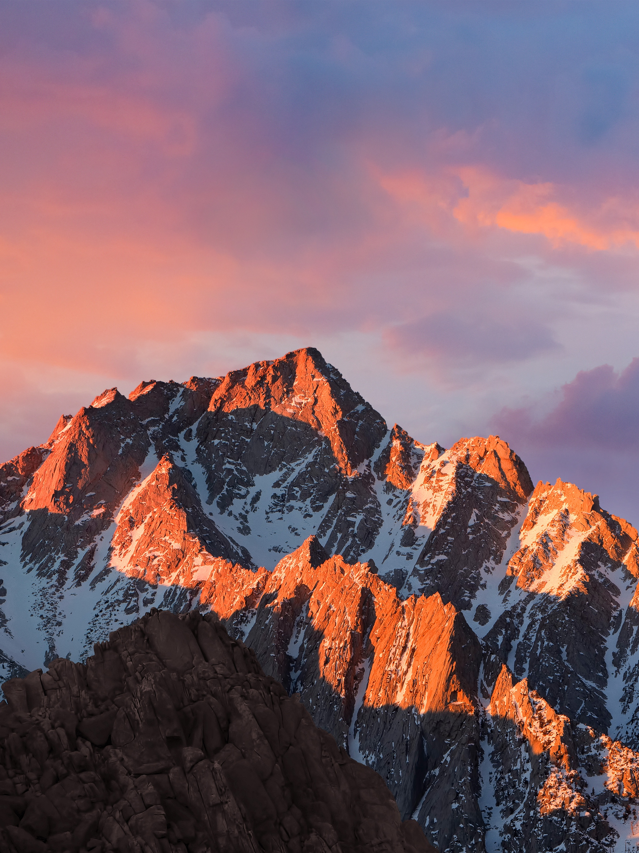 Ios 10 Macos Sierra Wallpaper Zum Download Fur Iphone
