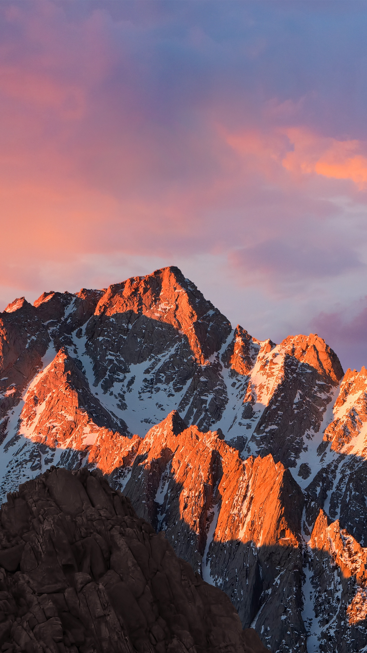 Download The New Macos Sierra Wallpaper For Iphone Ipad And Desktop