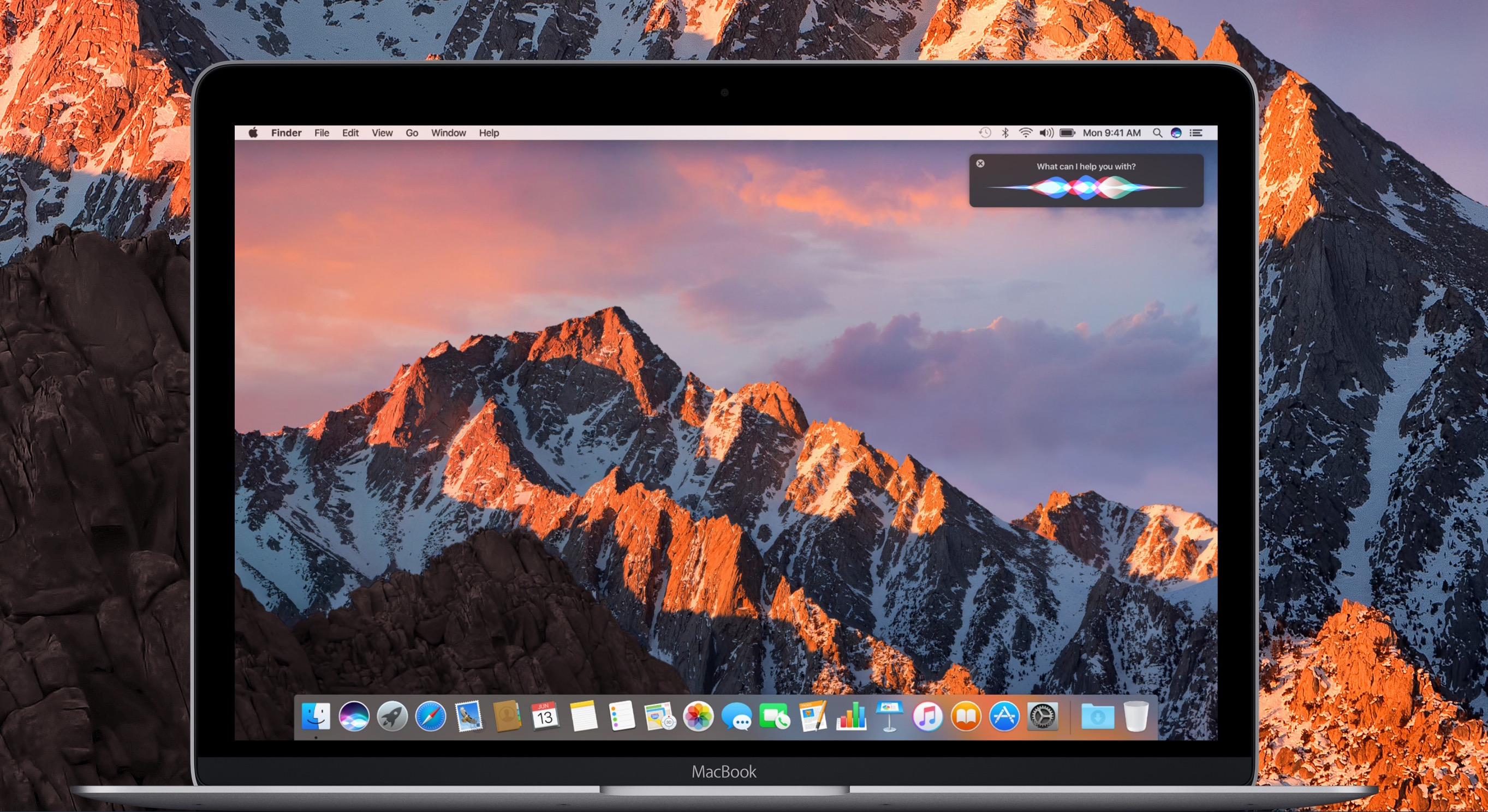 macOS Sierra macbook