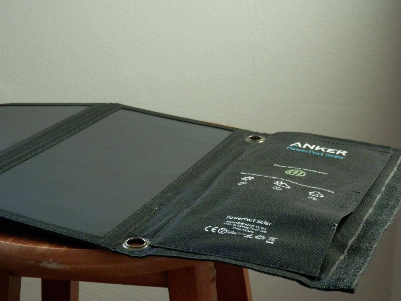 Anker PowerPort Solar Pouch