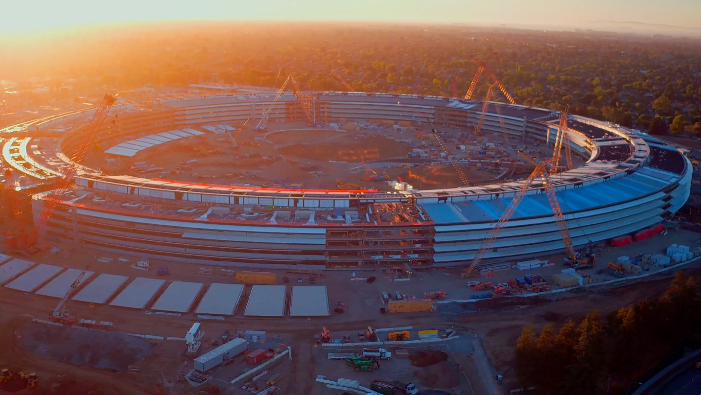 Apple Campus 2 June 2016 update image 002