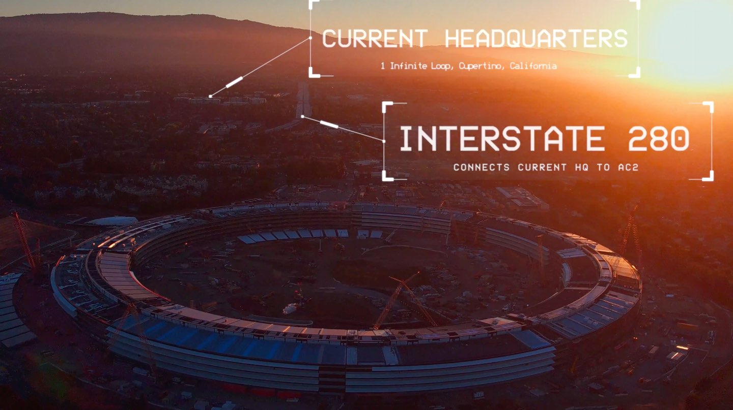 Apple Campus 2 June 2016 update
