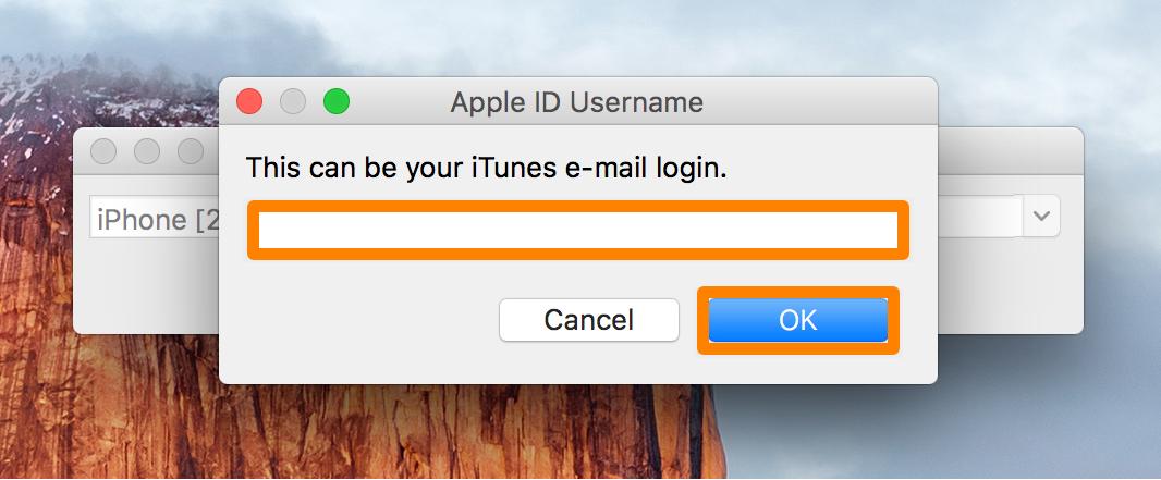 Apple ID Pangu Impactor