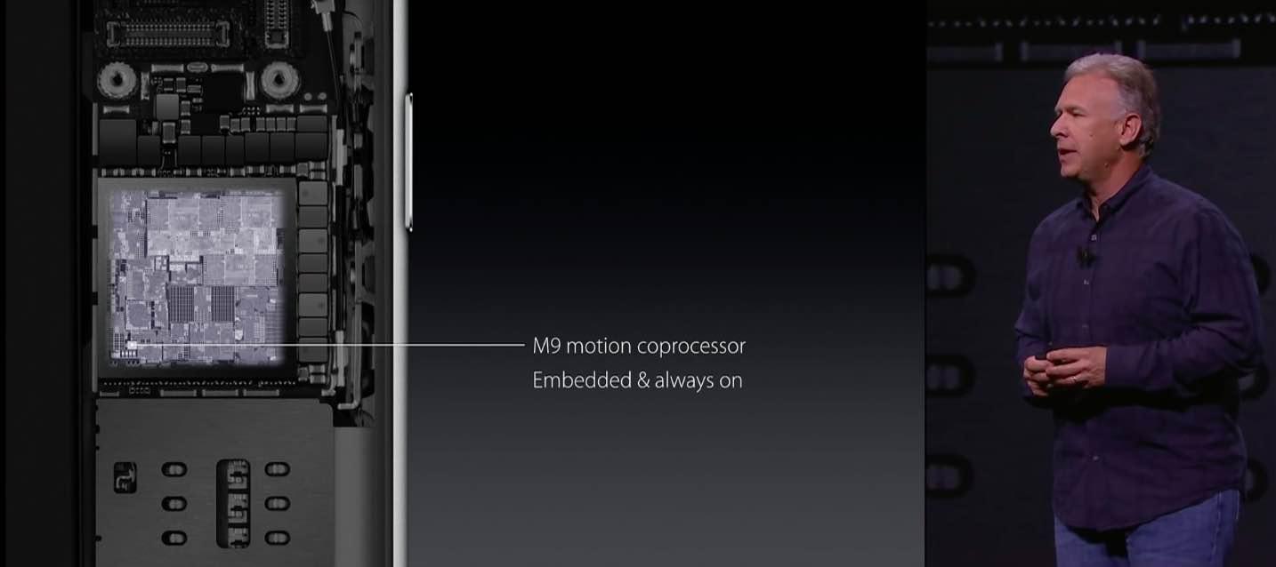 Apple event September 2015 M9 slide 001