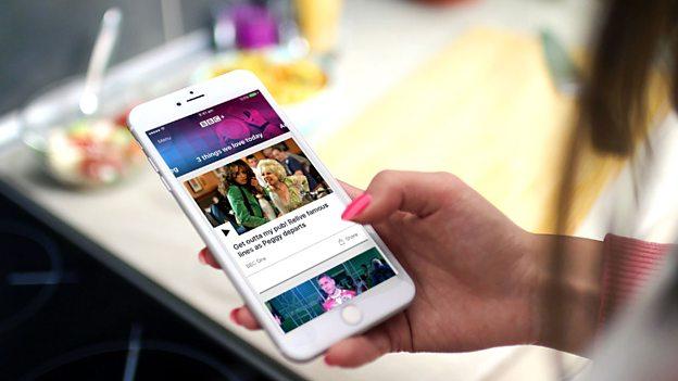 BBC Plus app teaser 001