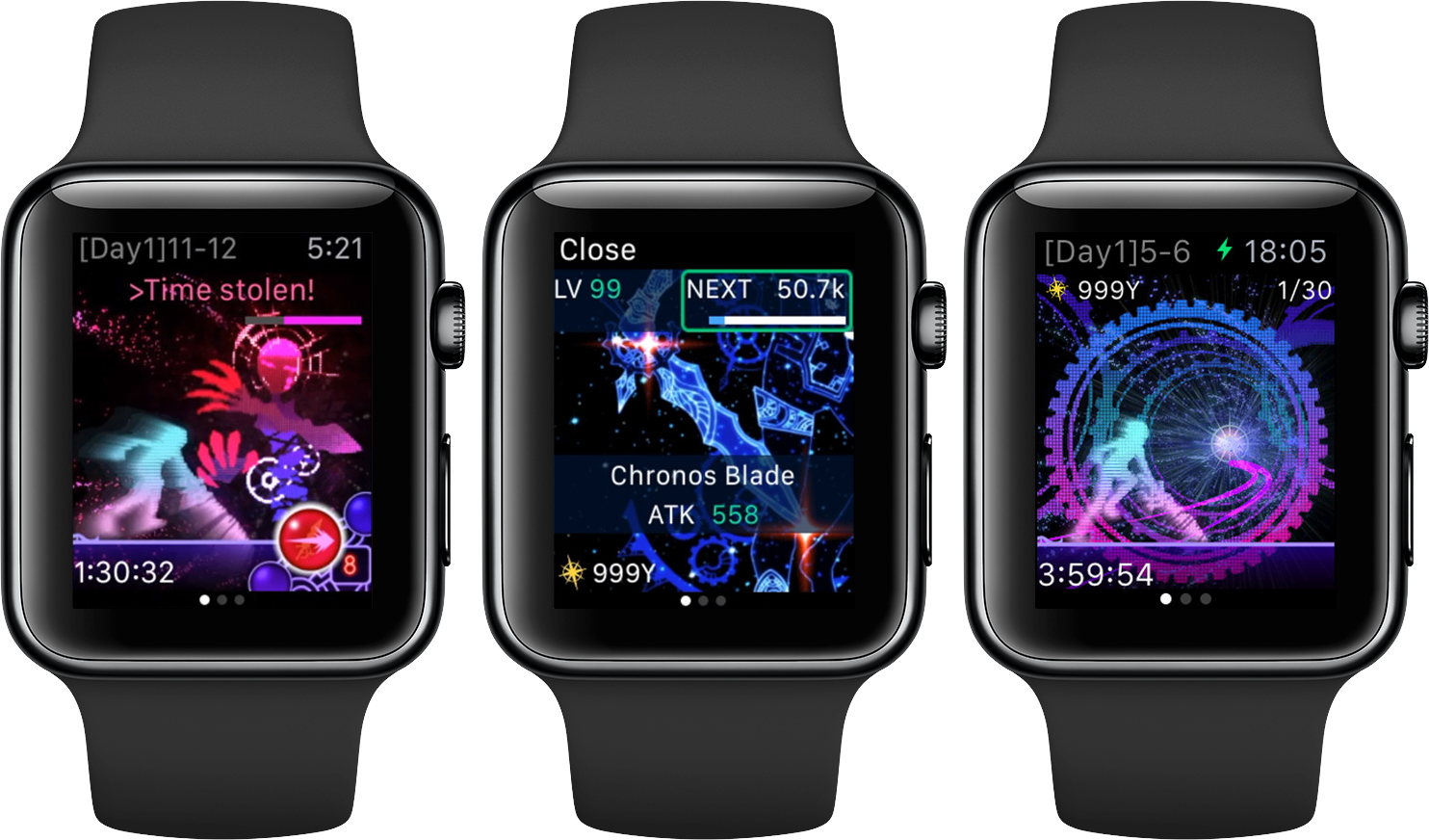 Cosmos Rings for watchOS Apple Watch screenshot 001