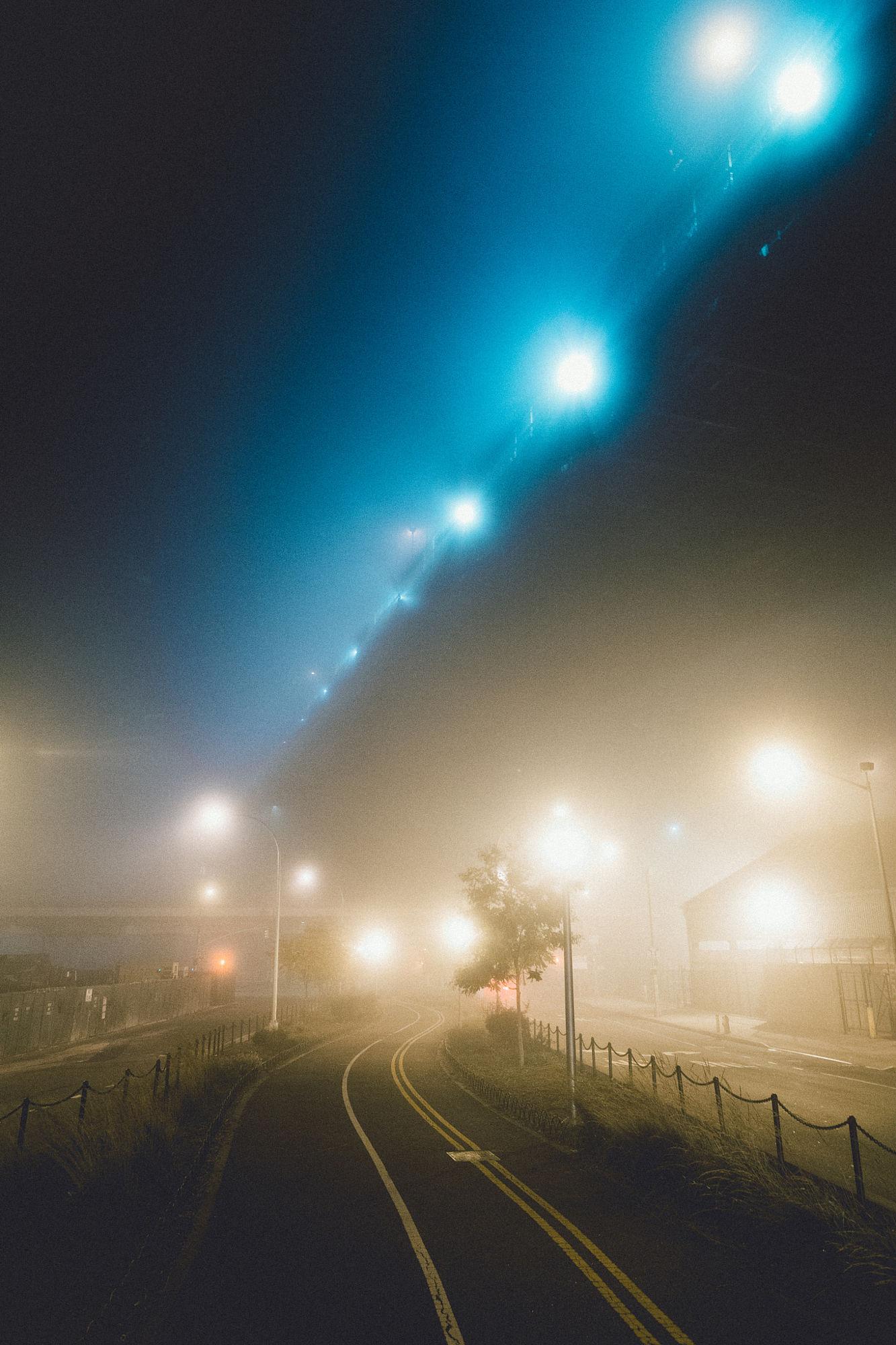 Wallpapers Of The Week Fog