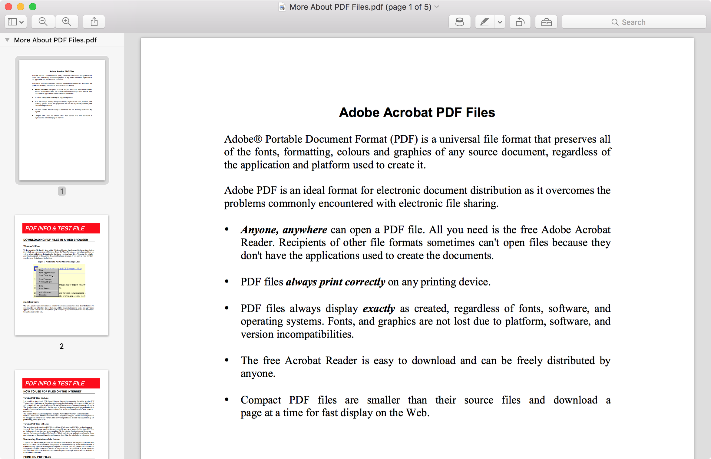 combine pdf mac - Lone Merged PDF file