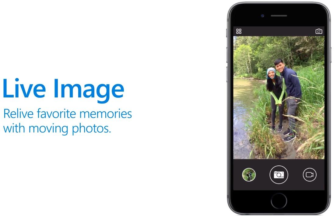 Microsoft Pix Live Image teaser 001