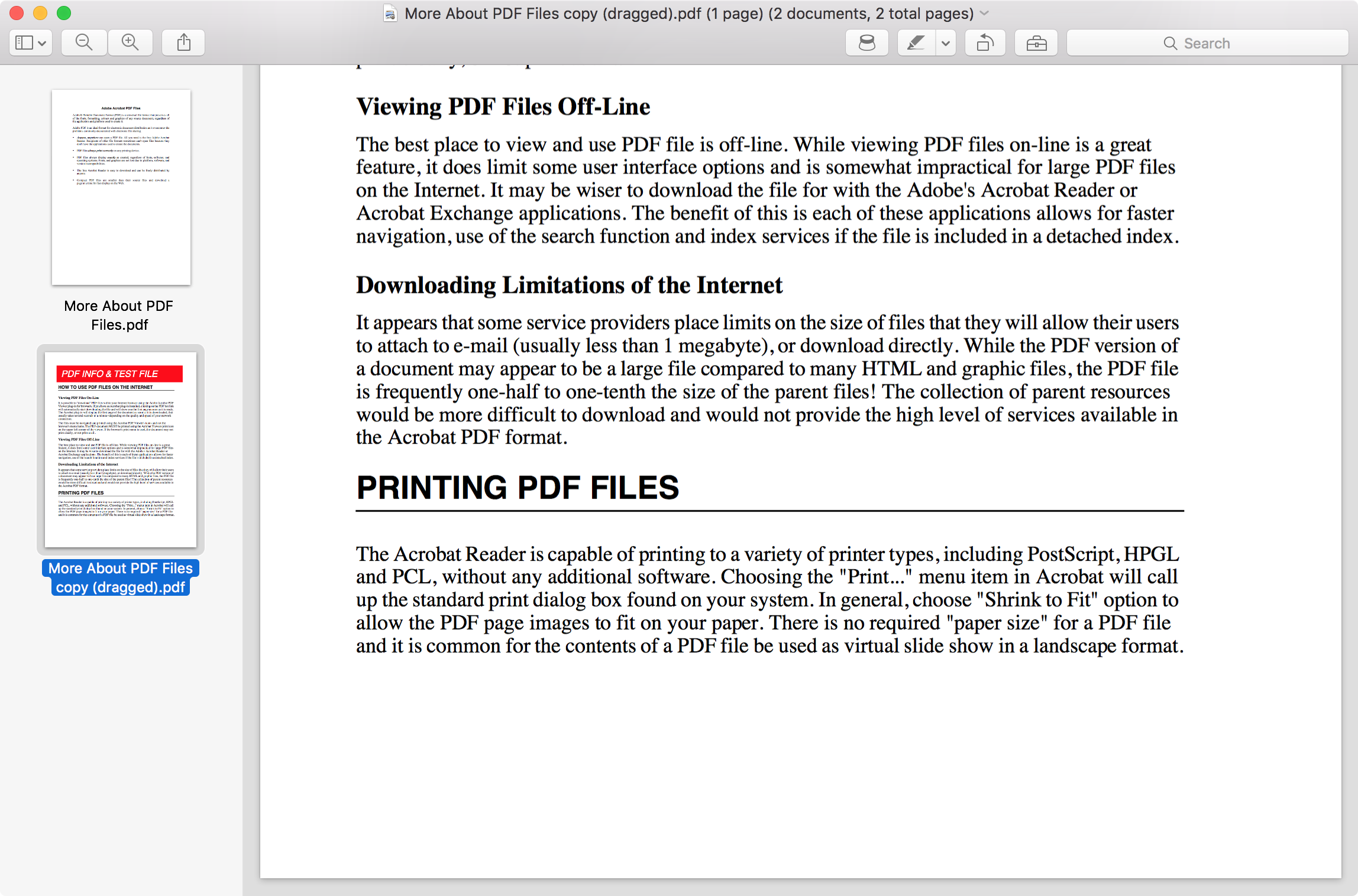 PDF File Finished Product