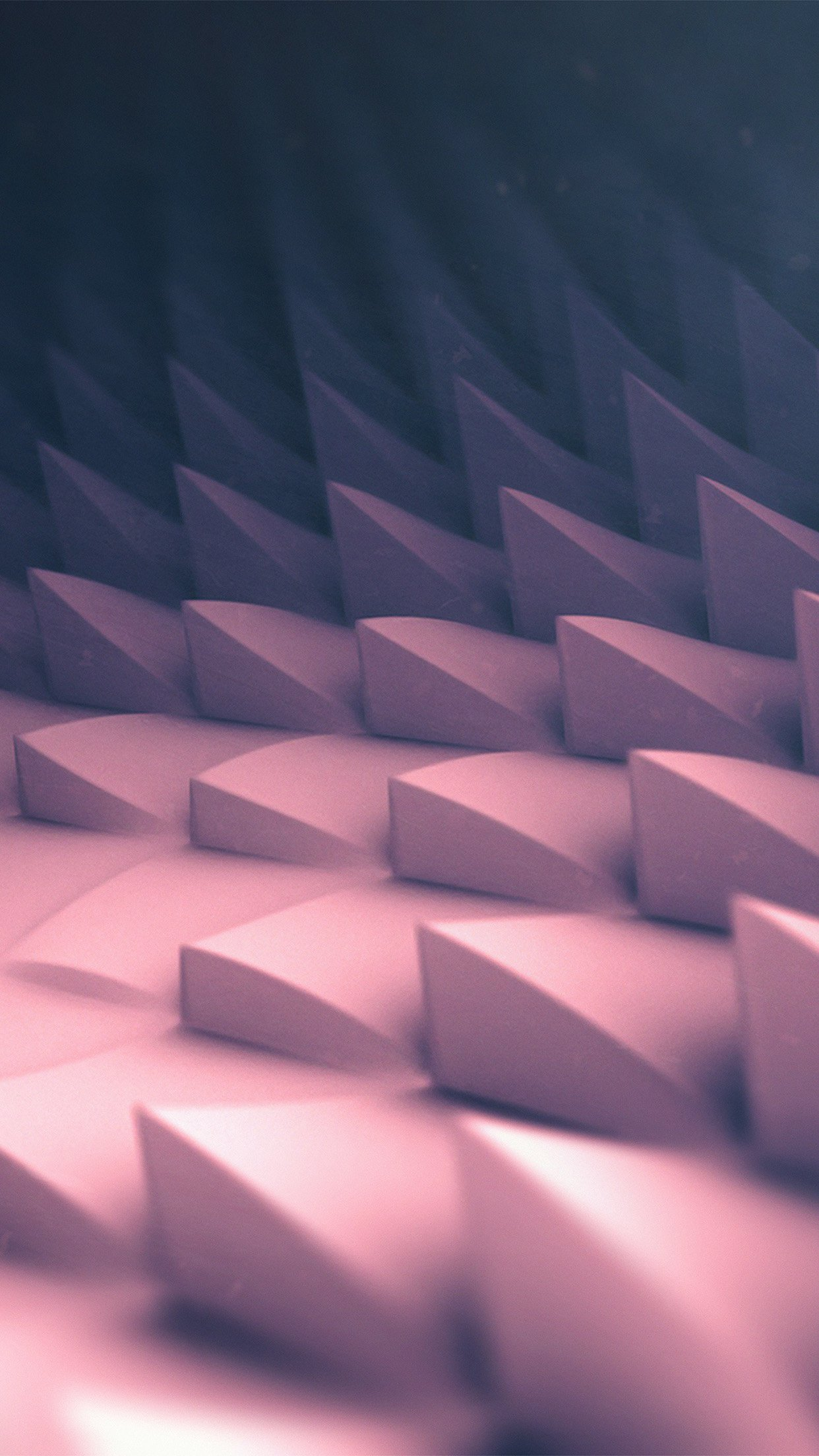 Geometric wallpapers for iPhone and iPad