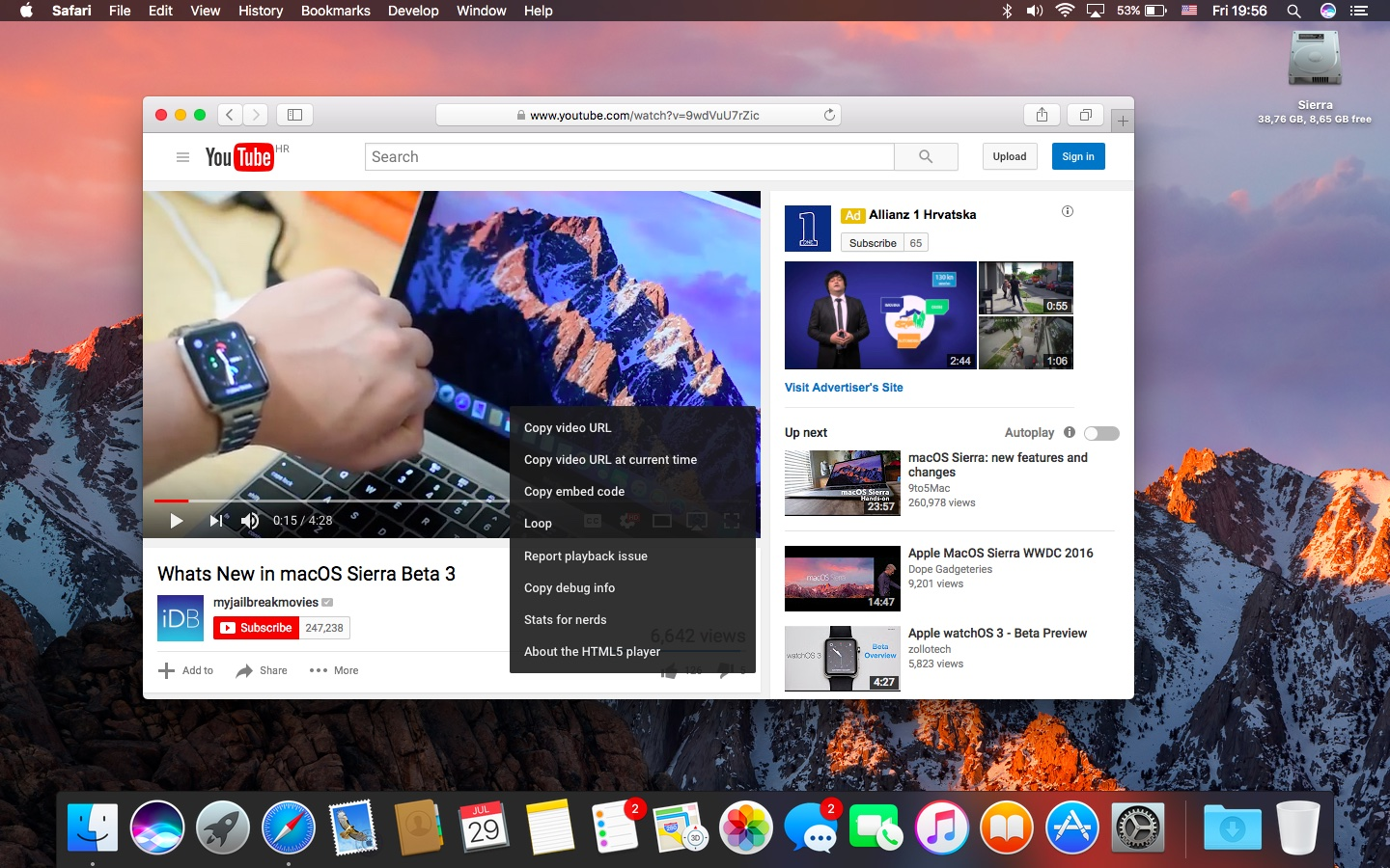 Free Youtube Player For Mac