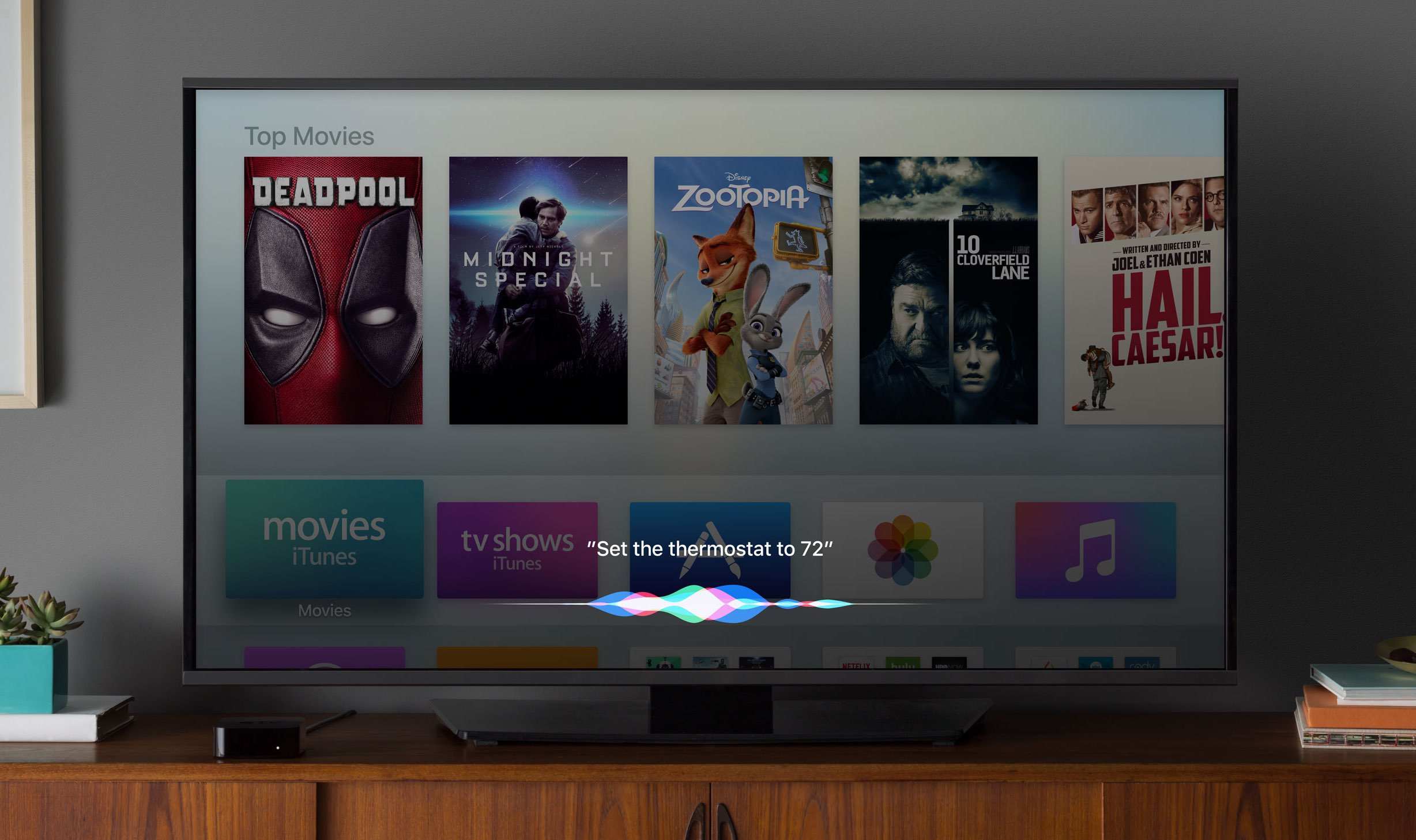 tvOS 10 Apple TV HomeKit integration teaser 002