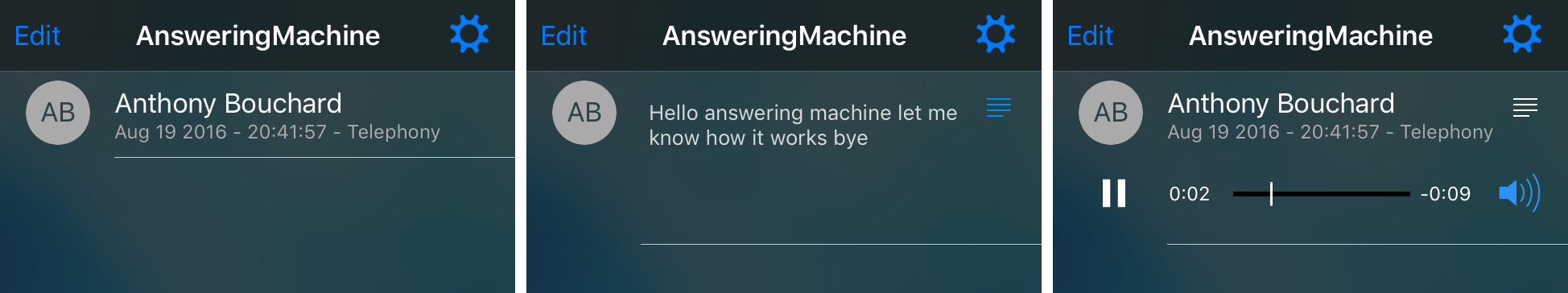 AnsweringMachine Header