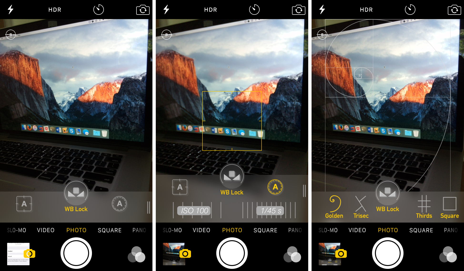 CameraTweak 4 launches in Cydia, turns iPhone into a professional camera