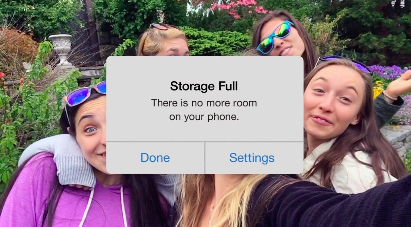 Google Photos Storage Full ad image 001