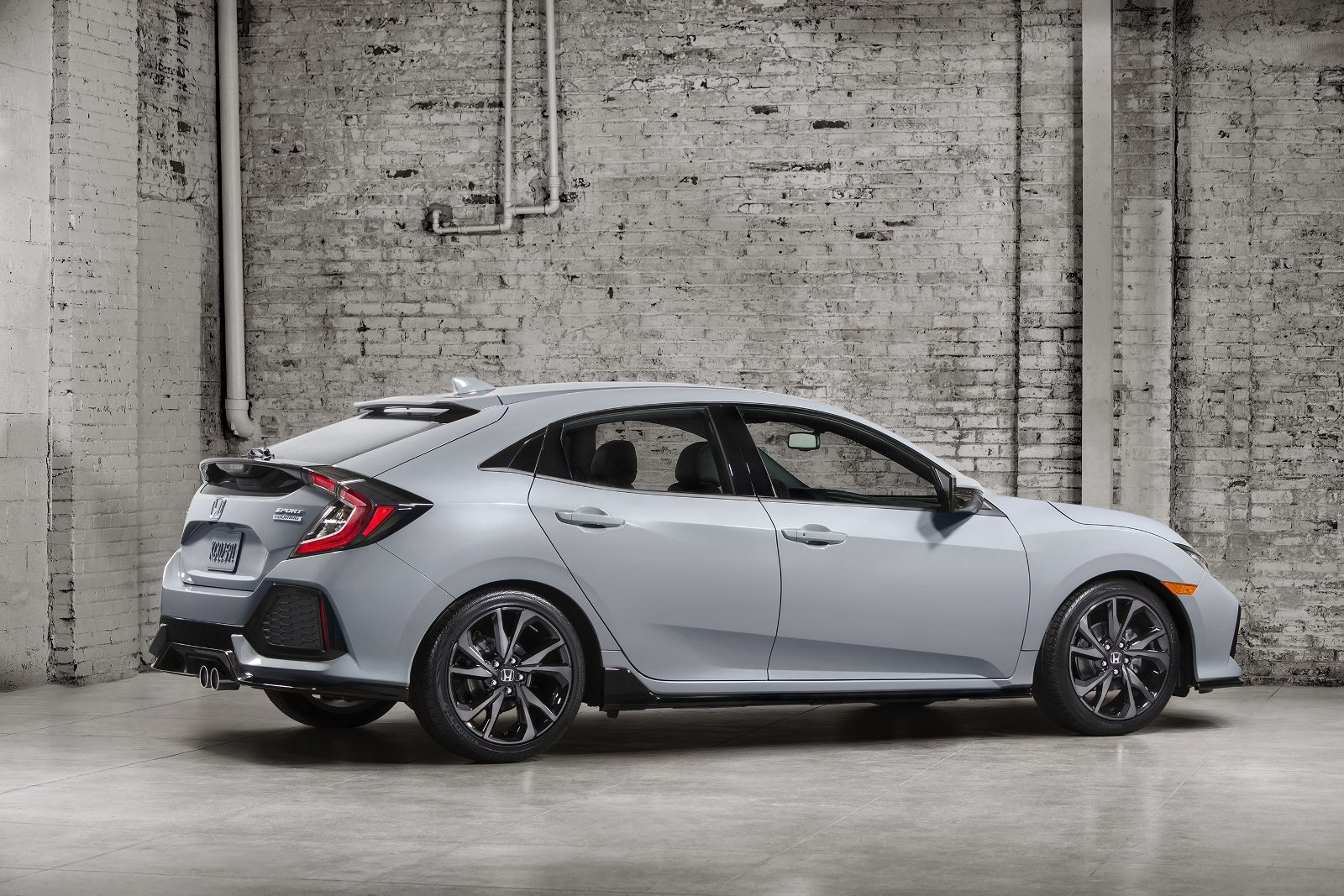 Honda 2017 Civic Hatchback
