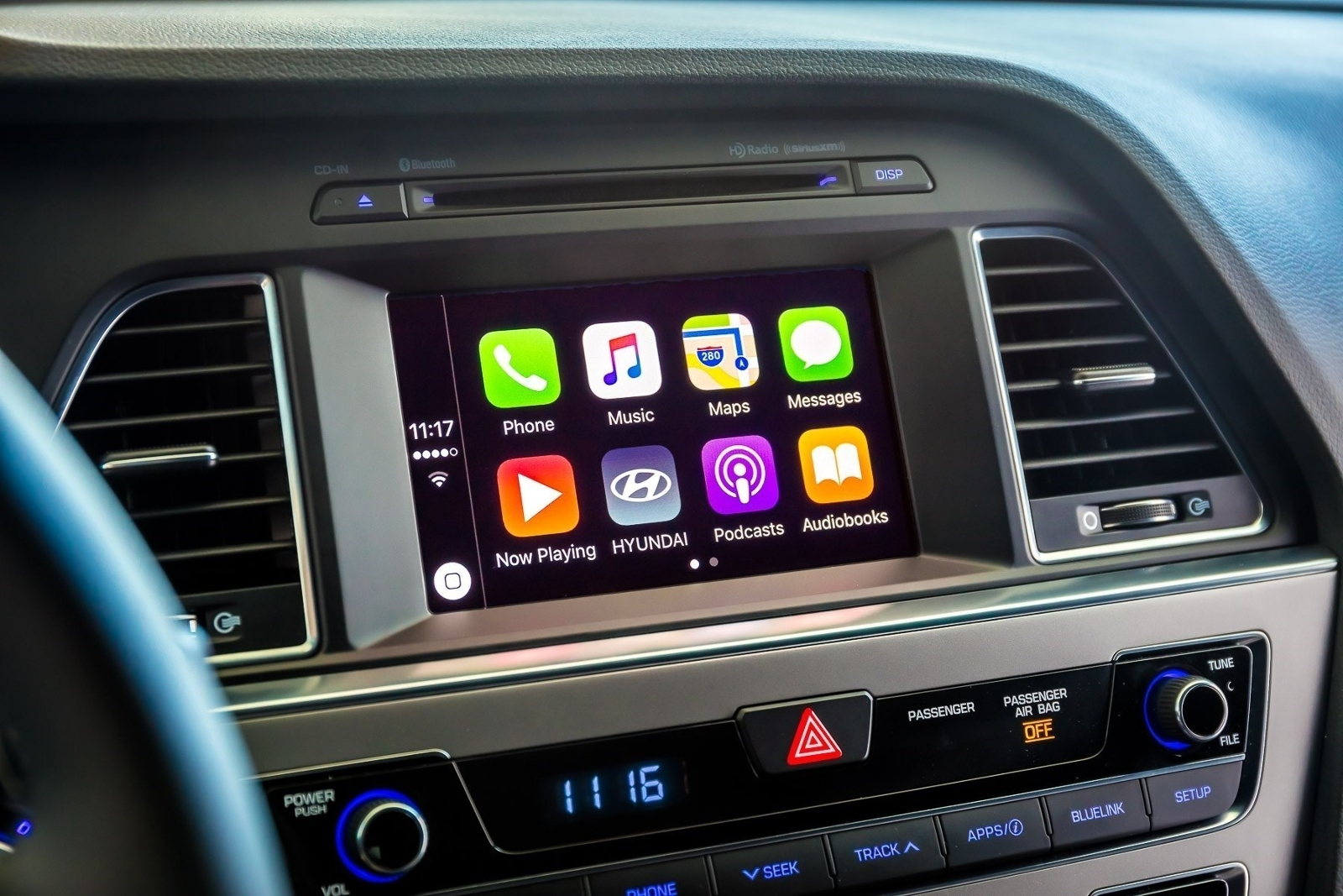 Hyundai CarPlay image 006