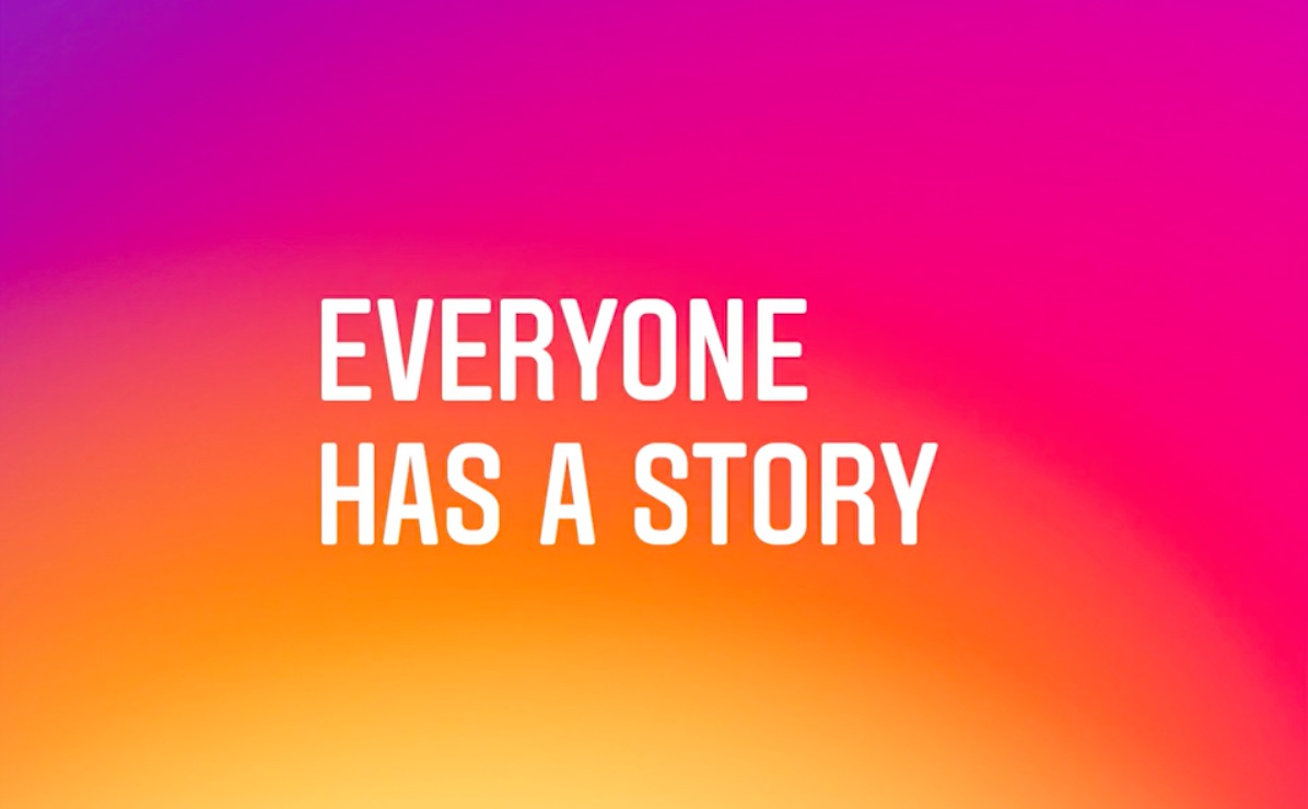 The Instagram Stories hero image